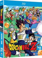 Dragon Ball Z: Dragonball Z: Season 2 Two (Blu-ray, 2014, 4-Disc Set, Uncut) NEW