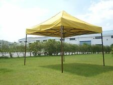 Canopy Ten 10x10 Commercial Fair Shelter Car Shelter Wedding Party Easy Pop Up