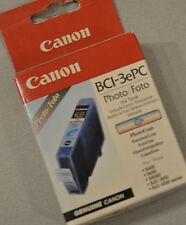 (PRL) CANON LOTTO BCI-3ePC CARTUCCIA INCHIOSTRO INK CARTRIDGE ORIGINAL BCI-3PC
