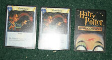3 x Vermillious Harry Potter Spell cards