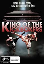 The King Of The Kickboxers (DVD, 2004)