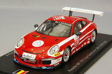 Spark National Model 1/43 Porsche 991 GT3 Cup 2016 Spa 24H #230 SB134 from Japan