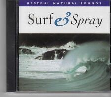 (FX715) Surf & Spray - Relax with Nature - 1994 CD