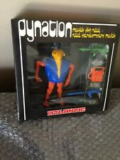 Vintage 1970's Atlantic Galaxy serie  Dynation Movable Alien Robot-