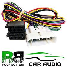 Ct51lx01 LEXUS IS300 01-04 AMPLIFICATORE Bypass ISO Stereo Auto cablaggio adattatore lead