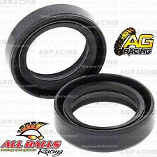 All Balls Fork Oil Seals Kit For Kawasaki KX 80 1981 81 Motocross Enduro New