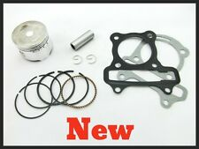 New 47mm Piston Rings Pin Kit GY6 80cc Gas Scooter Moped 139qmb Engine Parts