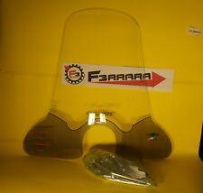 F3-206020 Parabrezza Paravento VESPA LXV 50 125 150 by FACO - kit fissaggio comp