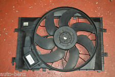 MERCEDES C CLASS W203 C200 KOMPRESSOR COOLING RADIATOR FAN A2035000293