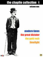 #2.0 THE CHAPLIN COLLECTION Volume One Brand New DVD Set FREE SHIPPING