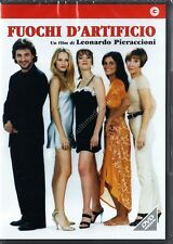 FUOCHI D'ARTIFICIO (1997 Leonardo Pieraccioni) DVD NUOVO
