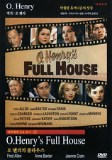 O. Henry's Full House - Charles Laughton Anne Baxter Marilyn Monroe - Rare DVD