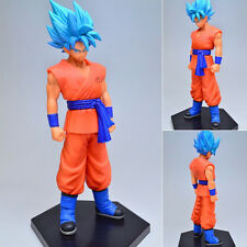 Collections Anime Figure Toy Dragon Ball Z Super Goku Figurine Statues 15cm