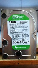 "Western Digital Green WD10EARS 1TB SATA 3.0Gb/s 3.5"" Internal Desktop Hard Drive"