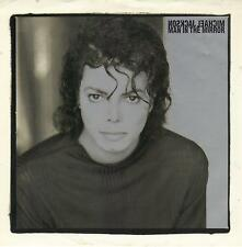 MICHAEL JACKSON  Man In The Mirror 45 with PicSleeve
