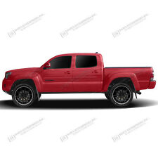 For: TOYOTA TACOMA DOUBLE CAB; PAINTED Body Side Mouldings Moldings 2005-2017