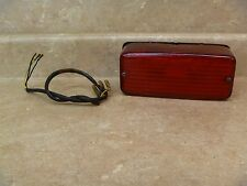 Yamaha 1100 Special XS XS1100 Used Original Rear Taillight Unit 1979 #M2