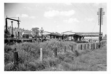 bb0642 - Briton Ferry Railway Station in 1962 , Wales - photograph