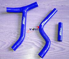 For YAMAHA YZ250F YZF250 YZ 250F 2010-2013 Silicone Radiator Y Hose 2011 2012