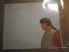 Street Fighter Hand-painted Animation Cel Bam Box! With Coa and Sketch
