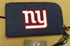New York Giants ID Wallet Wristlet Cell Phone Case Charm 14 Purse