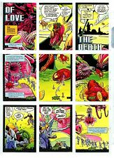 """1993 THE RIVER GROUP """"PLASM ZERO"""" COMPLETE YOUR SET PICK 5 for $1.25 NM/M"""