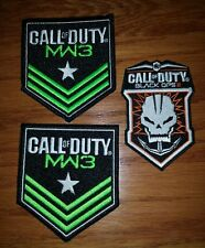 Lot of 3 Call of Duty game patches
