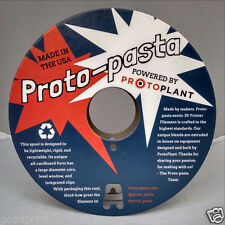 Proto-Pasta Electrically Conductive Carbon PLA 3D Printing Filament 1.75mm 500 g