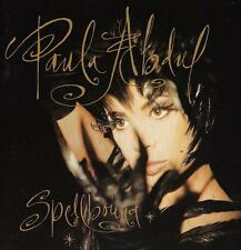 Spellbound by Paula Abdul 1991 CD includes Rush Rush + The Promise of a New Day
