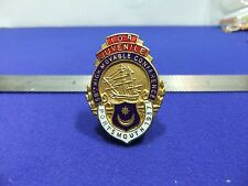 vtg badge ior order of rechabites juvenile 58th conference 1937 portsmouth