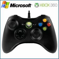 Microsoft Xbox 360 Controller for Windows PC Game Console Gamepad Wired Genuine