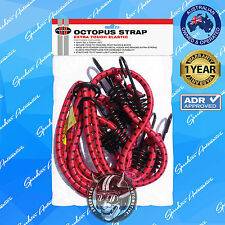 X4 OCCY STRAPS,AUNGER EXTRA DURABLE, HIGH QUALITY, (ADR APPROVED)