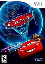Nintendo Wii Disney CARS 2 Video Game Disney Pixar