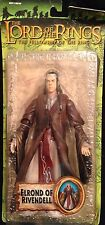 NEW LOTR Lord of the Rings ELROND OF RIVENDELL Elf Lord FIGURE Movie TOY BIZ MOC
