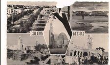 algerie,colomb bechar avenue de la gare,place luteaud,eglise ,le marché ...