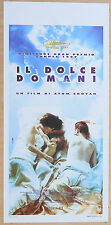 LOCANDINA, IL DOLCE DOMANI The Sweet Hereafter ATOM EGOYAN, RUSSELL BANKS POSTER