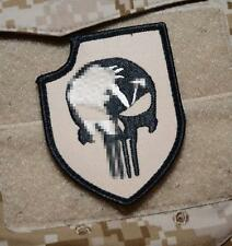 Authentic SEAL Team 3 ST3 Jobs Monsoor Kyle Warrior Punisher Memorial Patch