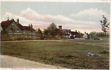 Wisborough Green Nr Billingshurst old pc used 1913 Peacock Series