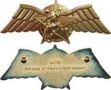 Brevet Combat de Choc, C.P.E.S, DGSE, dorée, recherche humaine Ber. GS 150