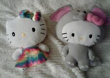 lot of hello kitty plush preowned