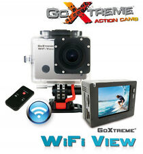 Easypix GoXtreme HD WiFi View Camcorder Action Cam Up to 1080p 60fps 10mp