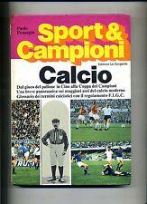 Paolo Proserpio # CALCIO # Editrice La Sorgente 1989 - Sport e Campioni