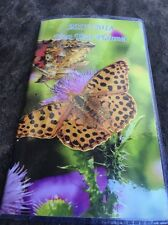 POCKET 2-year calendar planner 2017/2018 Organizer Appointment Butterflies Green