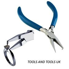 High Quality Prong Closing Pliers Jewelry Stone & Gem Setting Beads Wire Crafts