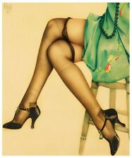 Alberto Vargas  *VERY LARGE POSTER*  SEXY Amazing Pin-Up Art   MUST SEE