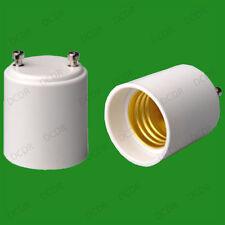 Gu24 A Rosca Edison es E26 Bombilla Adaptador titular Convertidor base zócalo de lámpara