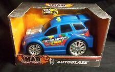 Mad Machines Autoblaze Turbo Power