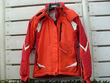 Jacke Skijacke Snowbordjacke Damen Winterjacke Exxtasy Sport rot weiß S 36