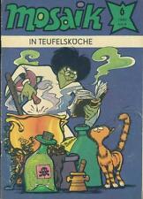 Mosaik 1980/ 6 (Z1, Aufkleber), Junge Welt
