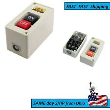 ON / OFF Heavy Duty Industrial Switch - - NEW  - - 3 terminal - - 30 amp 30A